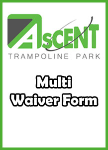 Multi Waiver Form