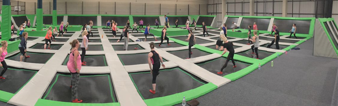 trampoline fitness classes