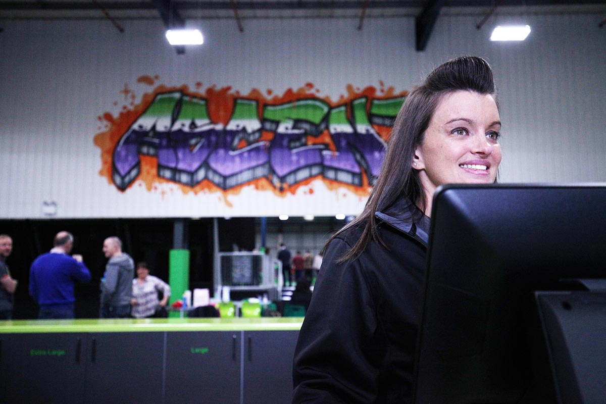 Ascent Trampoline Park - Reception
