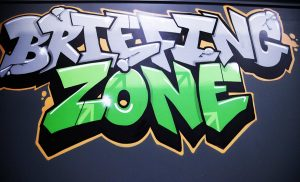 Ascent Trampoline Park - Briefing Zone