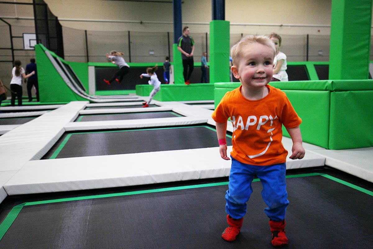 Ascent Trampoline Park - Ascent Todds