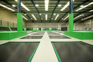 Ascent Trampoline Park - Open Jump