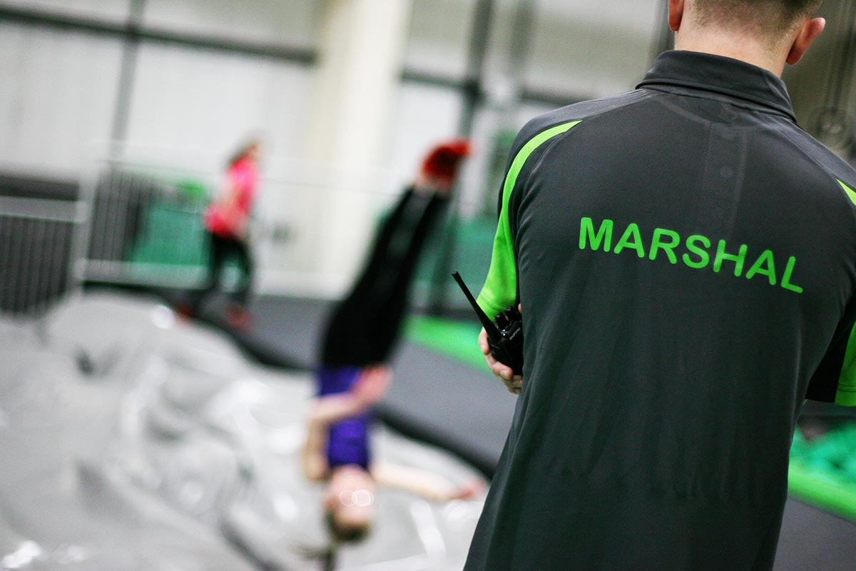 Ascent Trampoline Park - Marshall