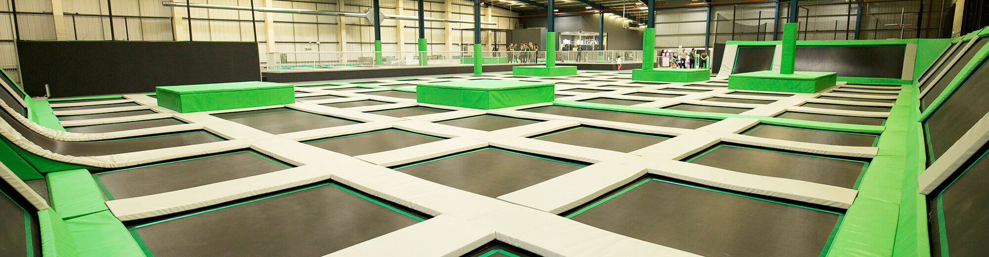 Ascent Trampoline Park Open Jump