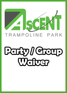 Party / Group Waiver Form